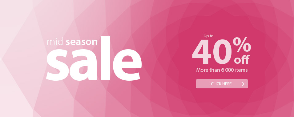 Mid season sale up to 40% off over 6000 items at Spartoo.co.uk