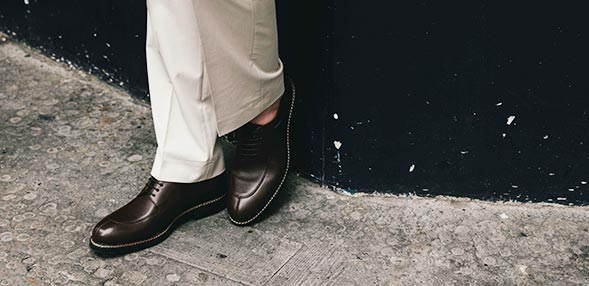 Derby Shoes & Brogues
